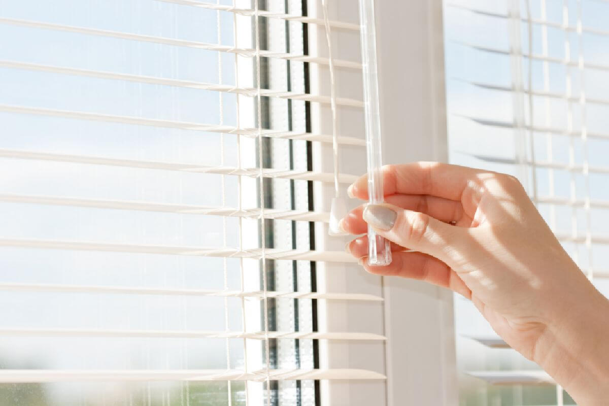 uPVC Window Blinds Gloucestershire